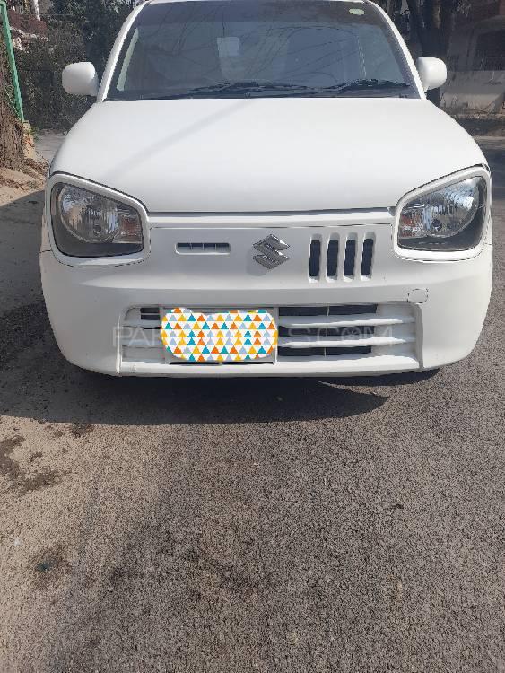 Suzuki Alto VP 2015 Image-1