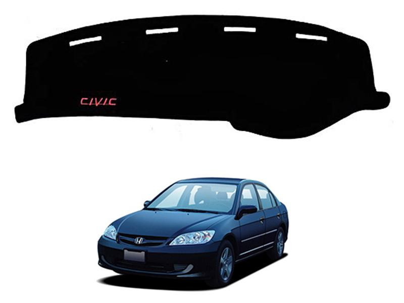 Honda Civic 2004-2006 Dashboard Carpet  in Karachi