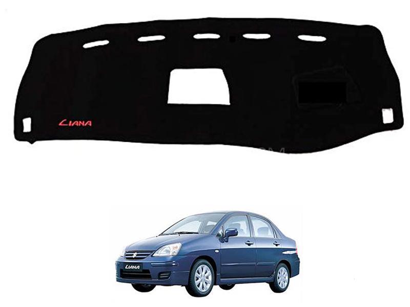 Suzuki Liana 2006-2014 Dashboard Carpet  in Karachi