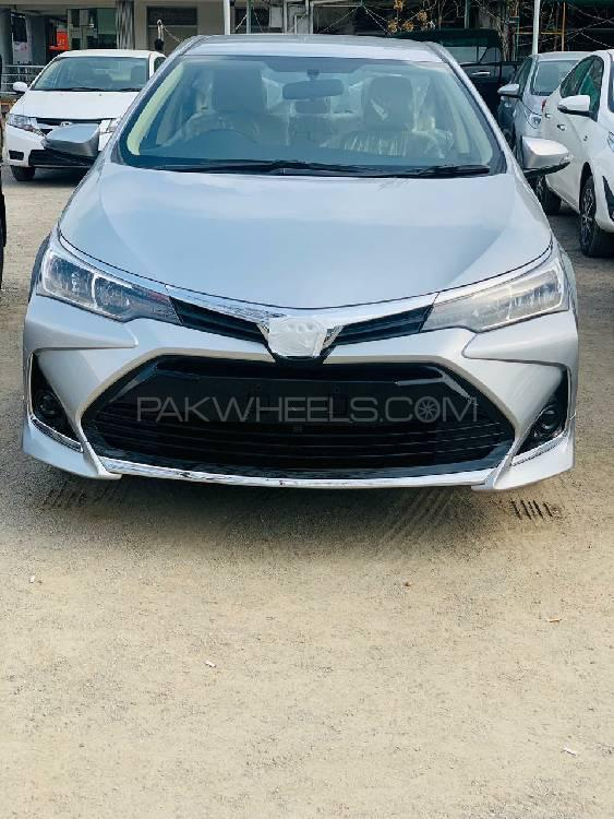 Toyota Corolla Altis X Automatic 1.6 2021 Image-1