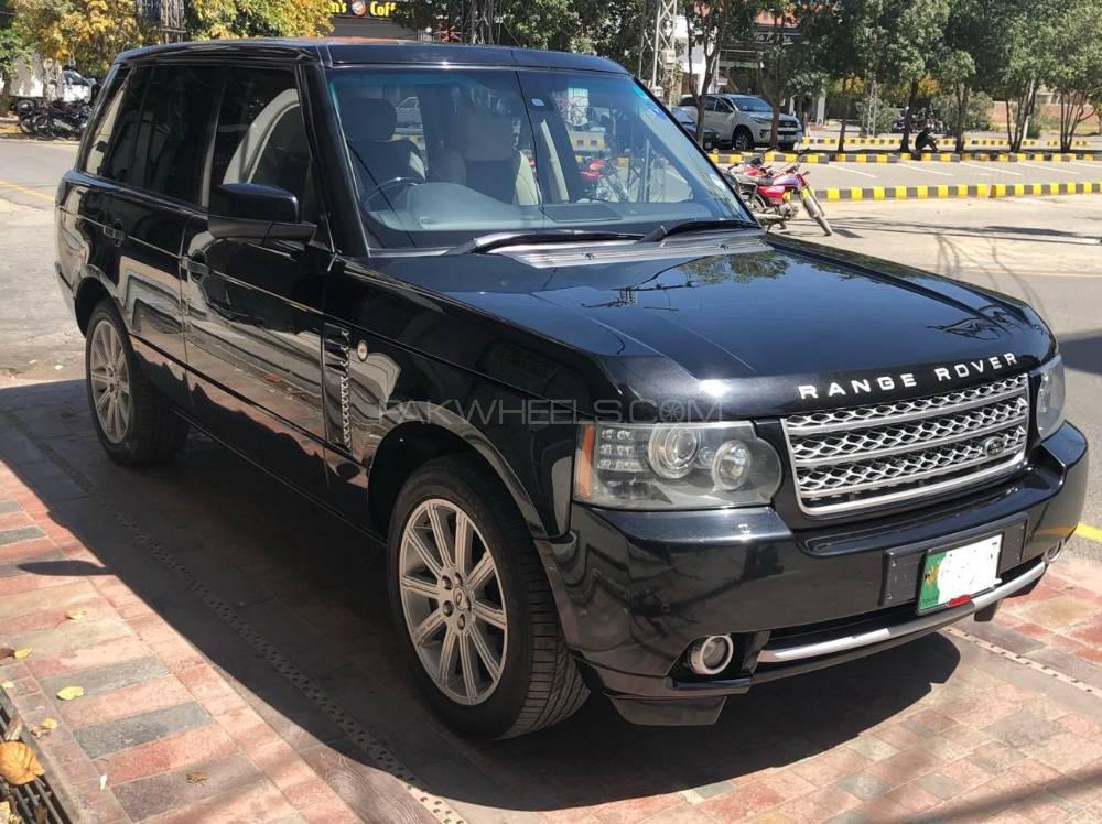 Range Rover Autobiography 2010 Image-1