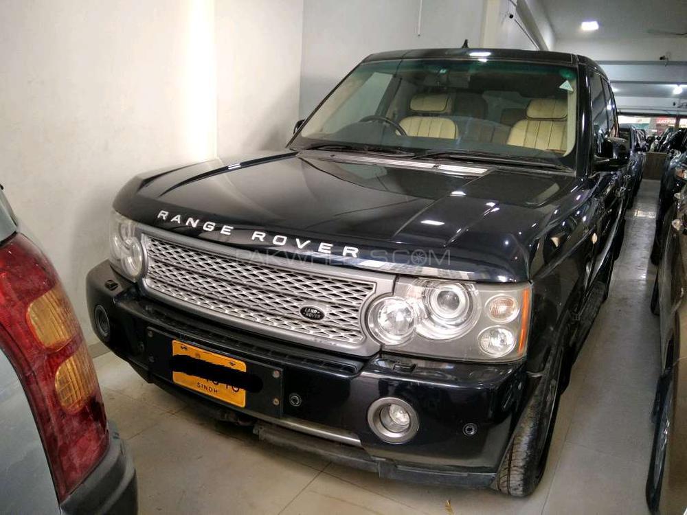 Range Rover Vogue 4.4 V8 2004 Image-1