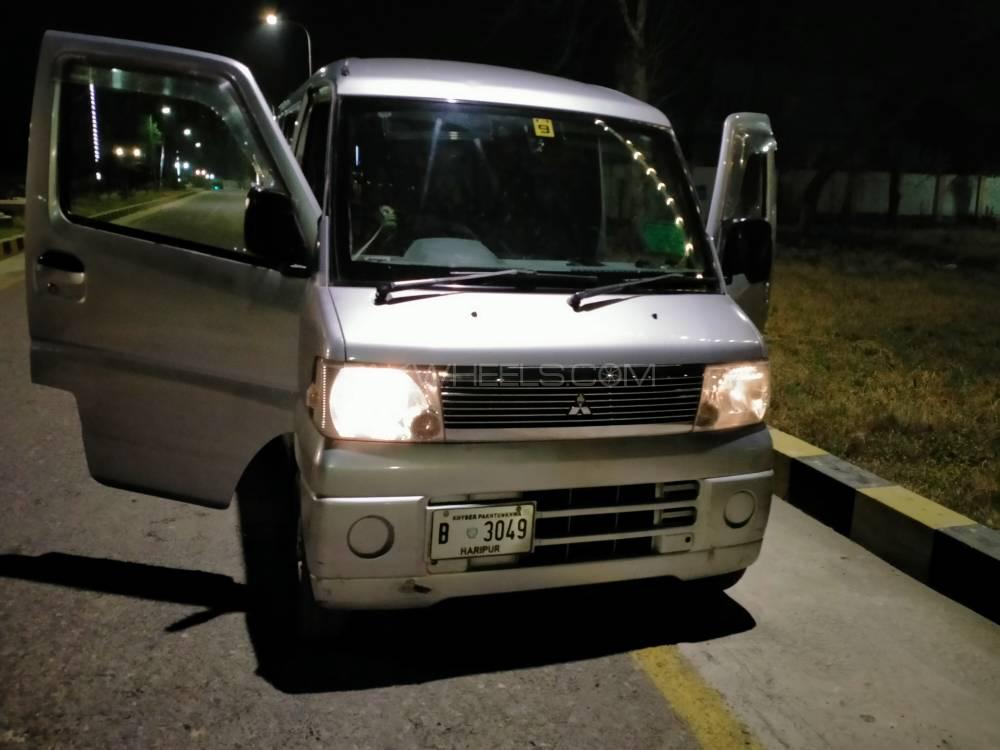 Mitsubishi Minicab Bravo 2007 Image-1