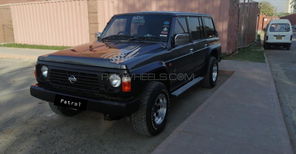Nissan Patrol 1992 Image-1