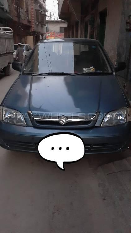 Suzuki Cultus VXLi 2008 Image-1