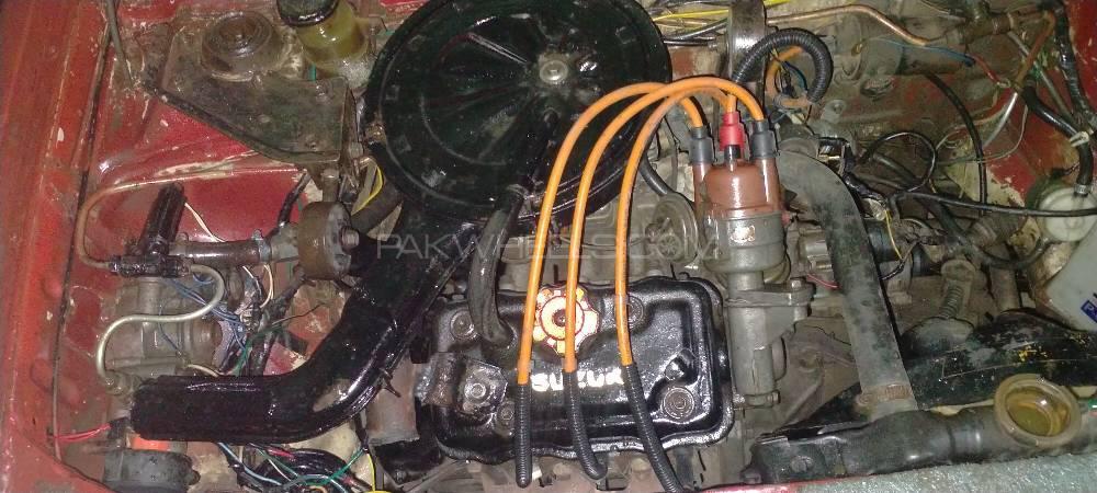 سوزوکی  FX GA 1987 Image-1