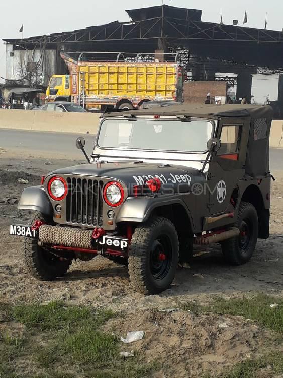 Jeep CJ 5 1963 Image-1