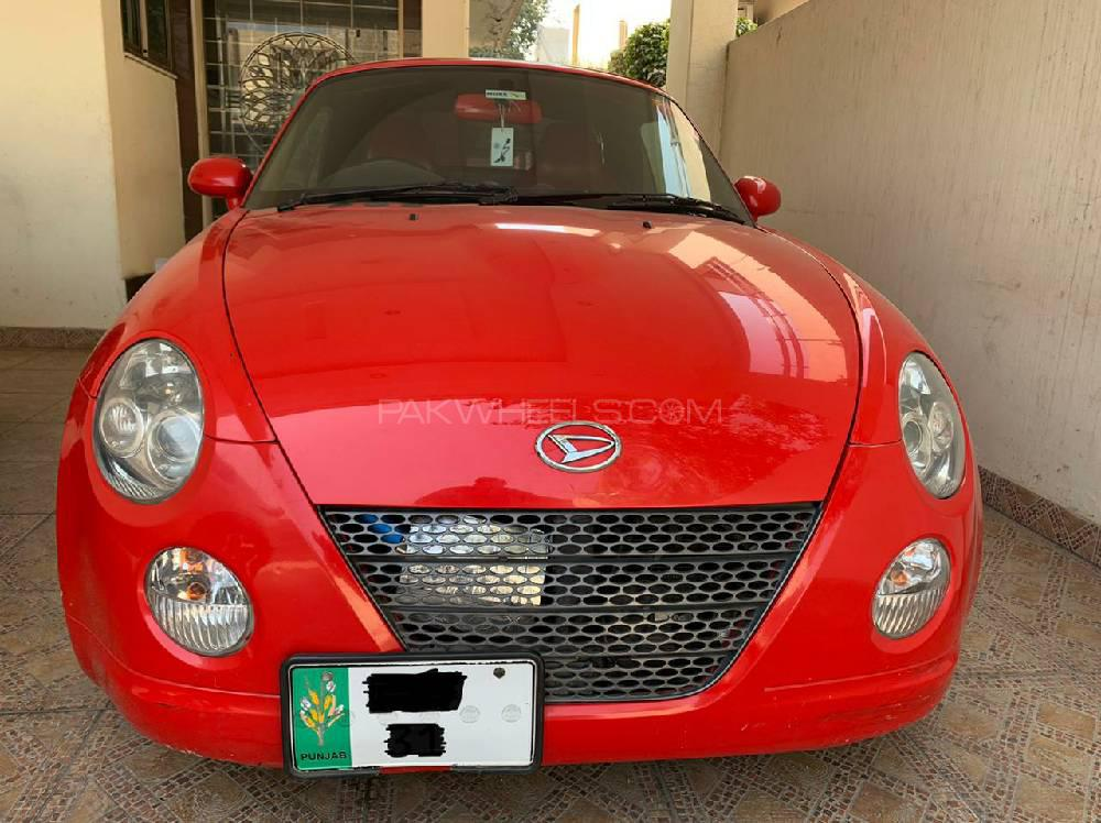 Daihatsu Copen Leather Package 2002 Image-1