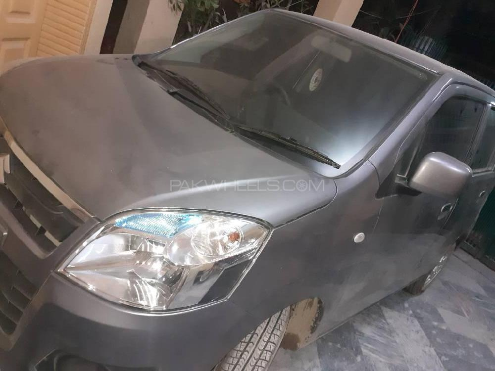 Suzuki Wagon R 2021 Image-1