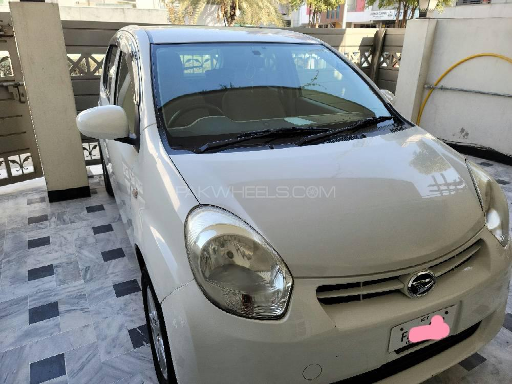 Daihatsu Boon 1.0 CL 2012 Image-1