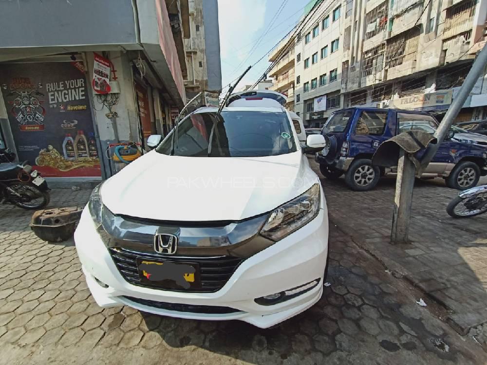 Honda Vezel Hybrid Z 2014 Image-1