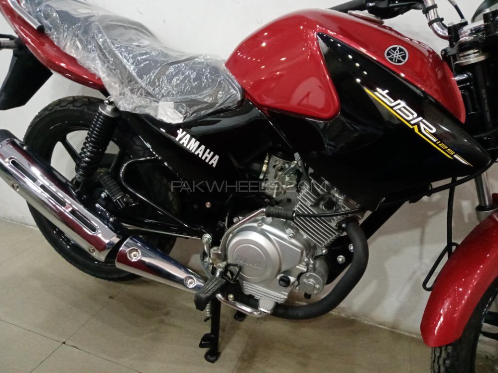 Yamaha YBR 125 2021 Image-1