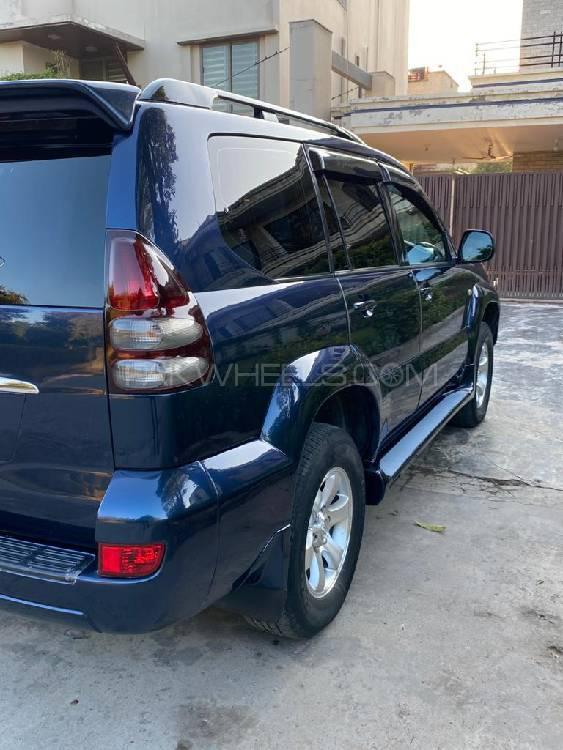 Toyota Prado TZ 3.0D 2003 Image-1