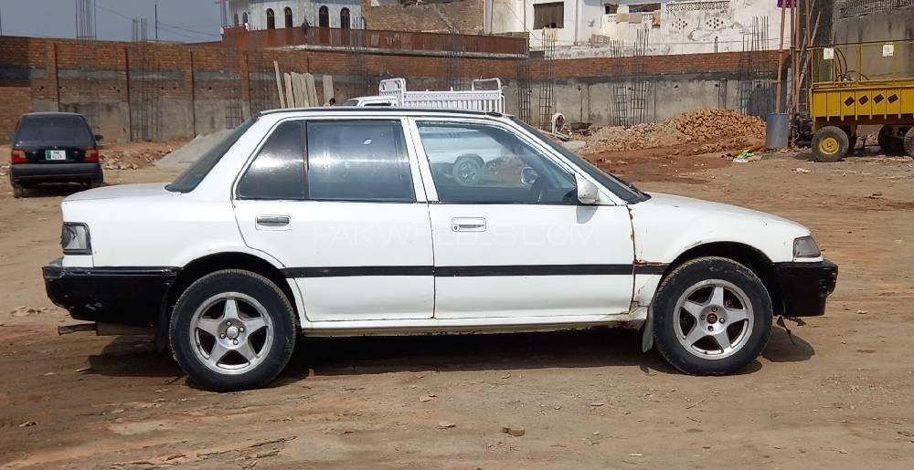 Honda Civic 1988 Image-1