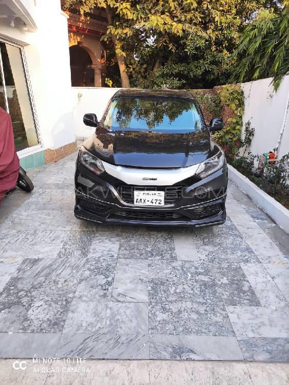 Honda Vezel Hybrid X Style Edition 2015 Image-1