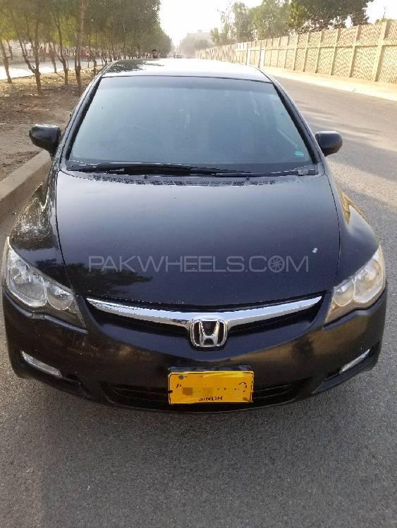 Honda Civic VTi 1.8 i-VTEC 2008 Image-1