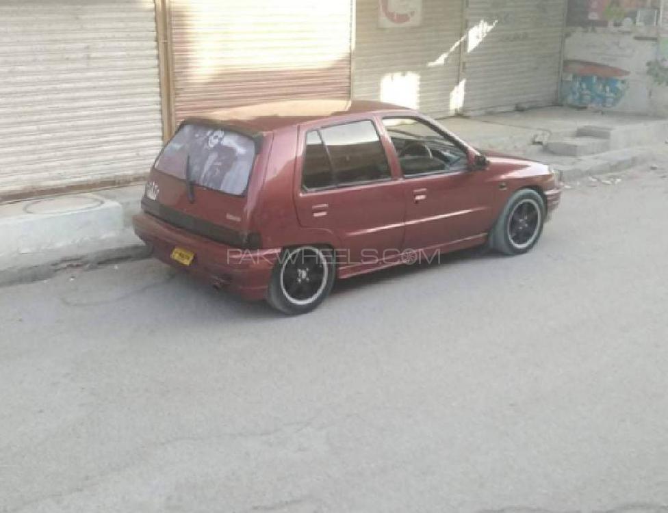 Daihatsu Charade CX 1989 Image-1