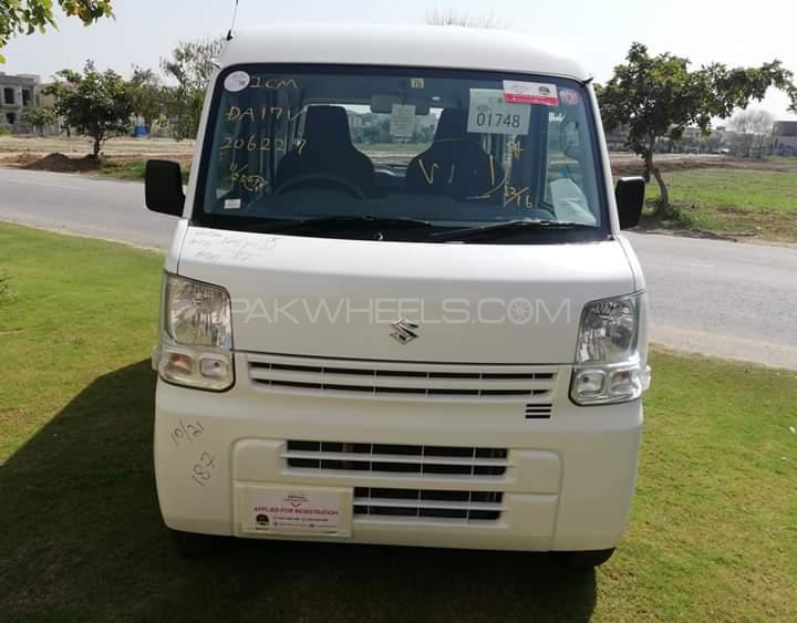 Suzuki Every GA 2021 Image-1