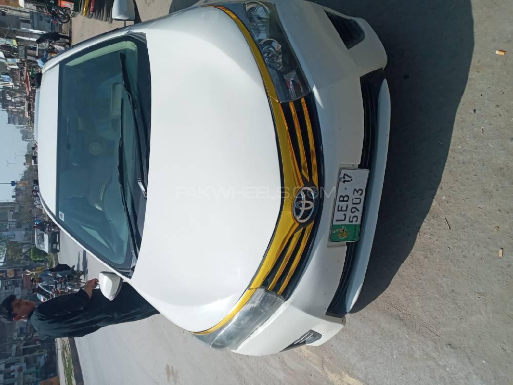 Toyota Corolla XLi Automatic 2017 Image-1