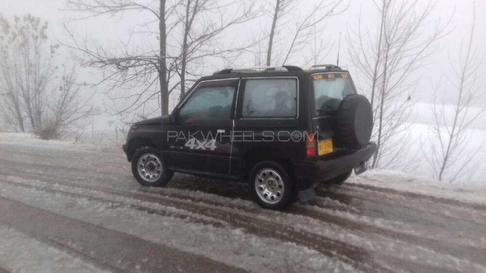 Suzuki Vitara GLX 1.6 1993 Image-1