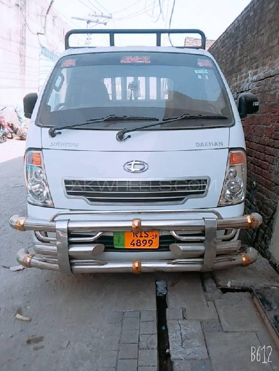 Daehan Shehzore Pickup 2.6 2019 Image-1