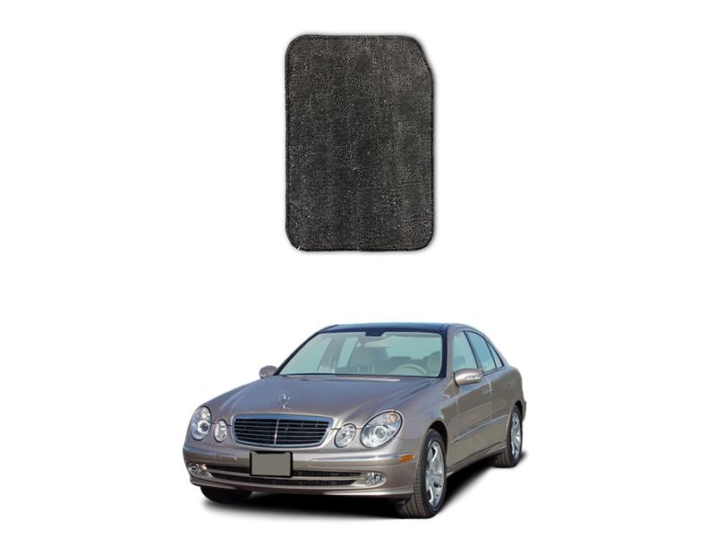 Mercedes E Class 2002-2009 Marflex Floor Mats Premium Grey in Lahore
