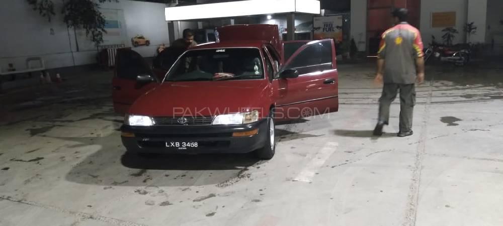Toyota Corolla XE 1996 Image-1