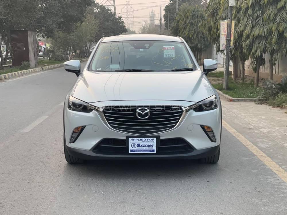 Mazda Cx3 2015 Image-1