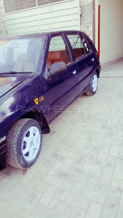 ڈائی ہاٹسو شیراڈ CX ٹربو 1990 Image-1