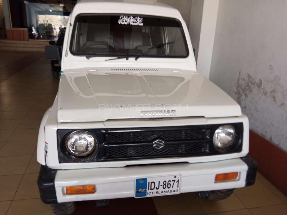 Suzuki Potohar Basegrade 1999 Image-1