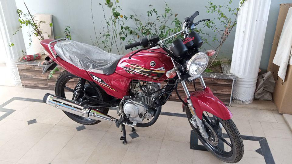 یاماہا YZ125 2021 Image-1