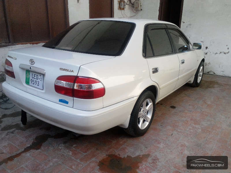 Toyota Corolla Se Saloon Automatic 1999 For Sale In Bannu