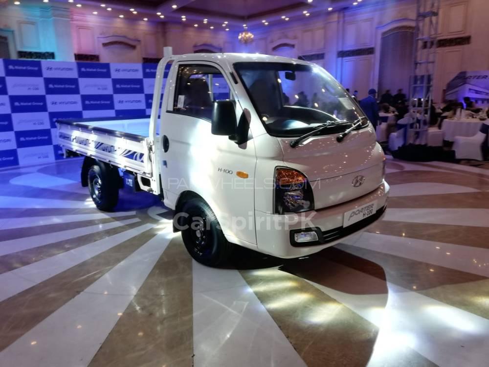 Hyundai H-100 2.6 MT 2021 Image-1