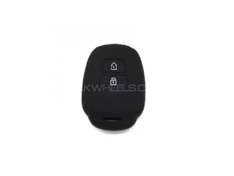 Toyota Vitz Silicone Soft Key Cover New 2014-2021 in Lahore