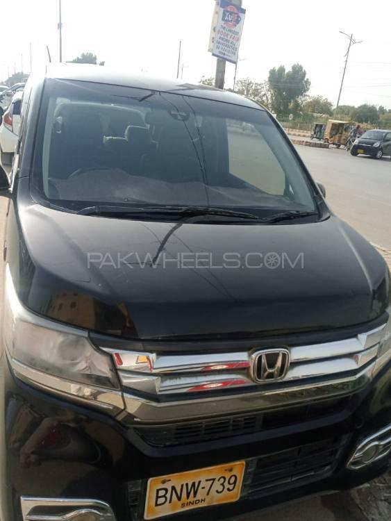 Honda N Wgn G A Package 2014 for sale in Karachi   PakWheels