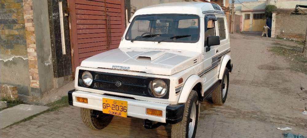 Suzuki Potohar Basegrade 1995 Image-1