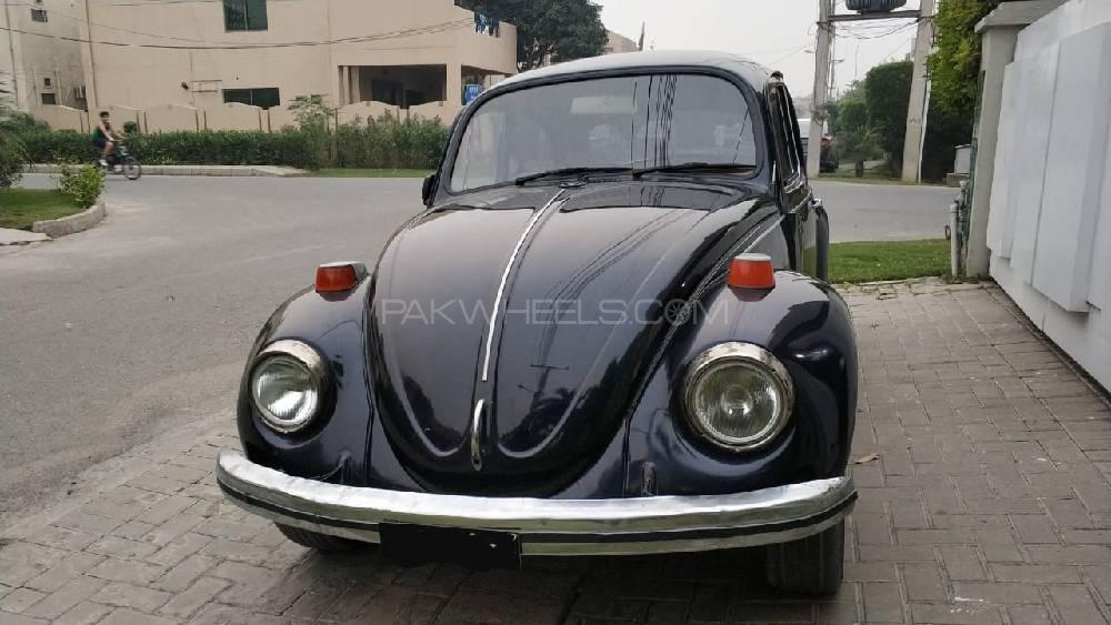 Volkswagen Beetle 1200 1969 Image-1