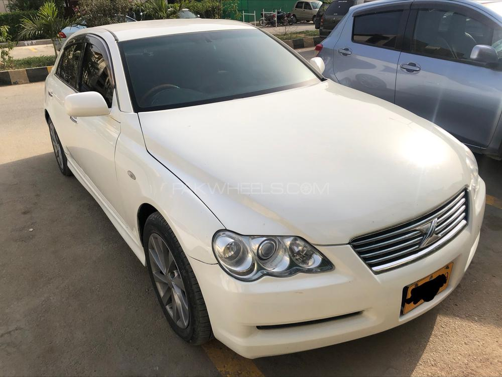 Toyota Mark X 250G F Package Smart Edition 2005 Image-1