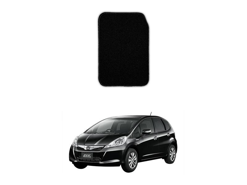 Honda Fit 2007-2013 Marflex Floor Mats Premium Black in Lahore