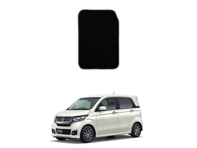 Honda N Wagon Marflex Floor Mats Premium Black in Lahore