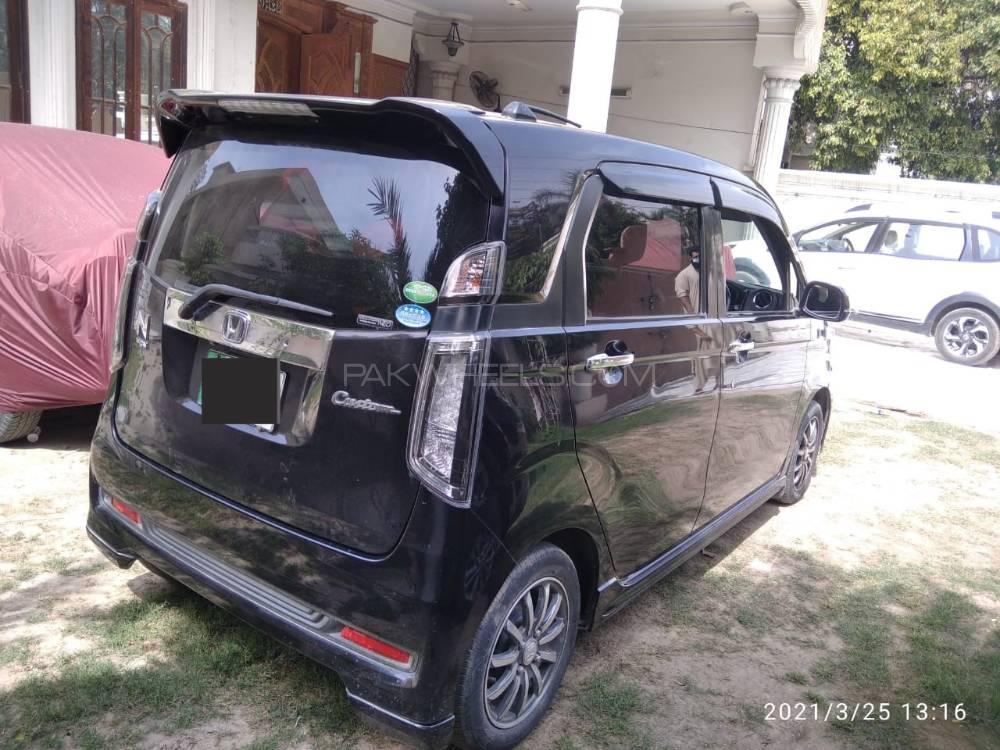Honda N Wgn Custom G L Package 2014 for sale in Lahore ...