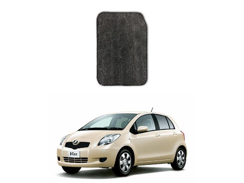 Toyota Vitz 2005-2010 Marflex Floor Mats Premium Grey in Lahore