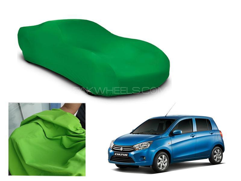 Suzuki Cultus 2017-2021 Microfiber Coated Anti Scratch And Anti Swirls Water Resistant Top Cover in Lahore
