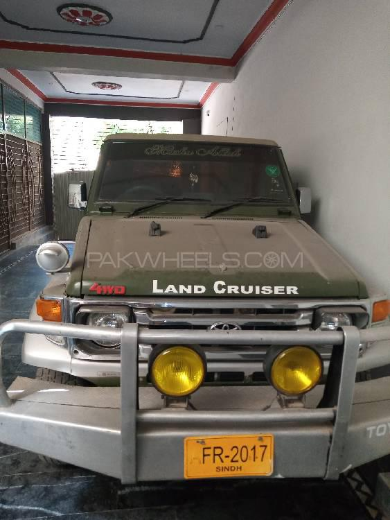 Toyota Land Cruiser 1994 Image-1