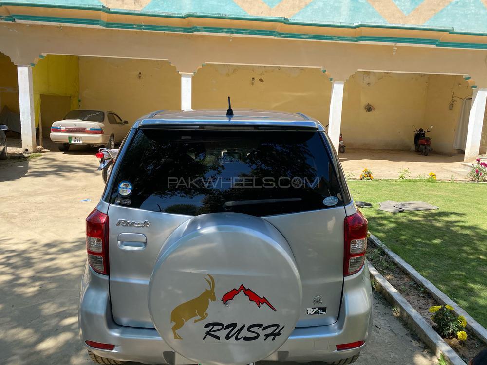 Toyota Rush 2008 Image-1