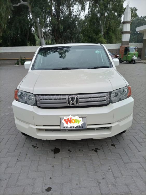 Honda Cross Road 1.8X 2008 Image-1