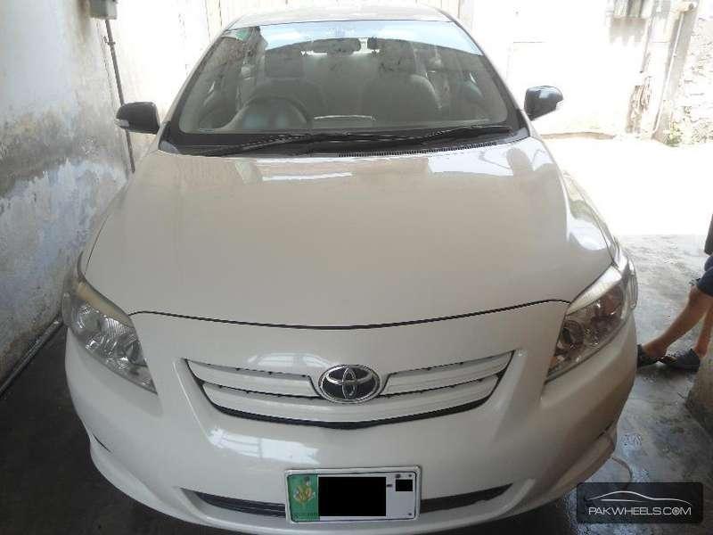 Toyota Corolla XLi 2009 Image-1