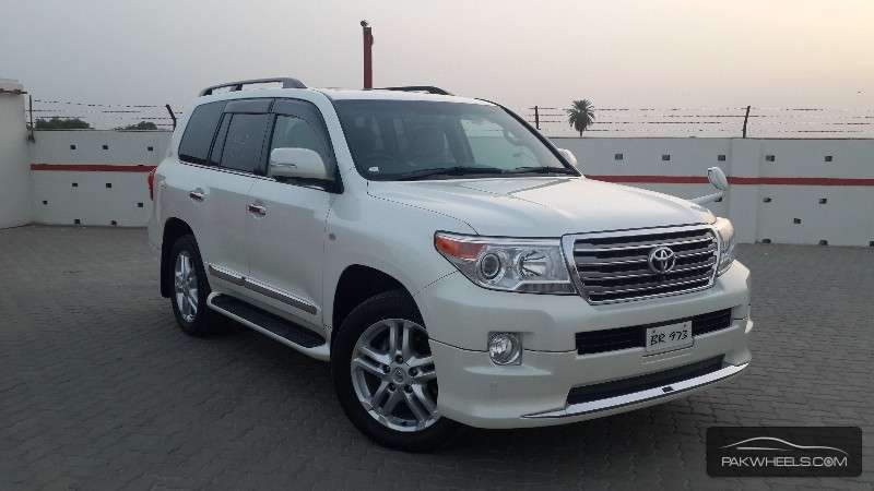 Toyota Land Cruiser 2010 For Sale In Multan 913295 on toyota fj radio