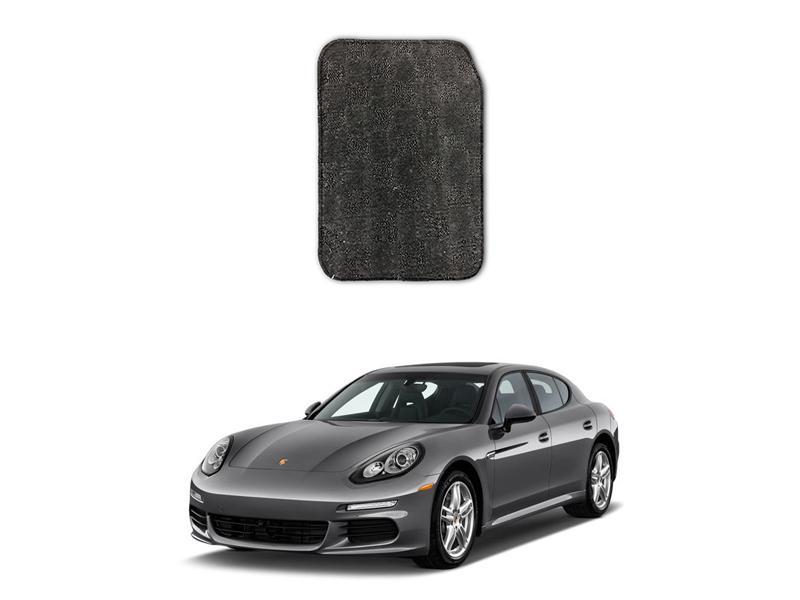 Porsche Panamera Marflex Floor Mats Premium Grey in Lahore