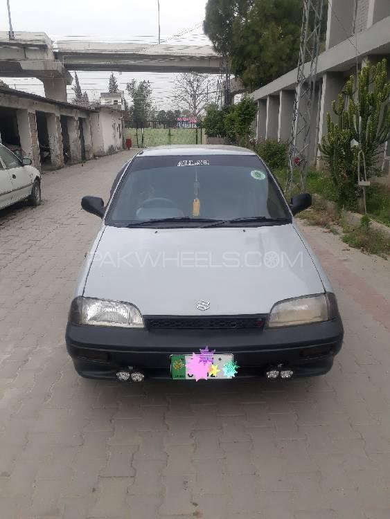 Suzuki Margalla GLX 1997 Image-1